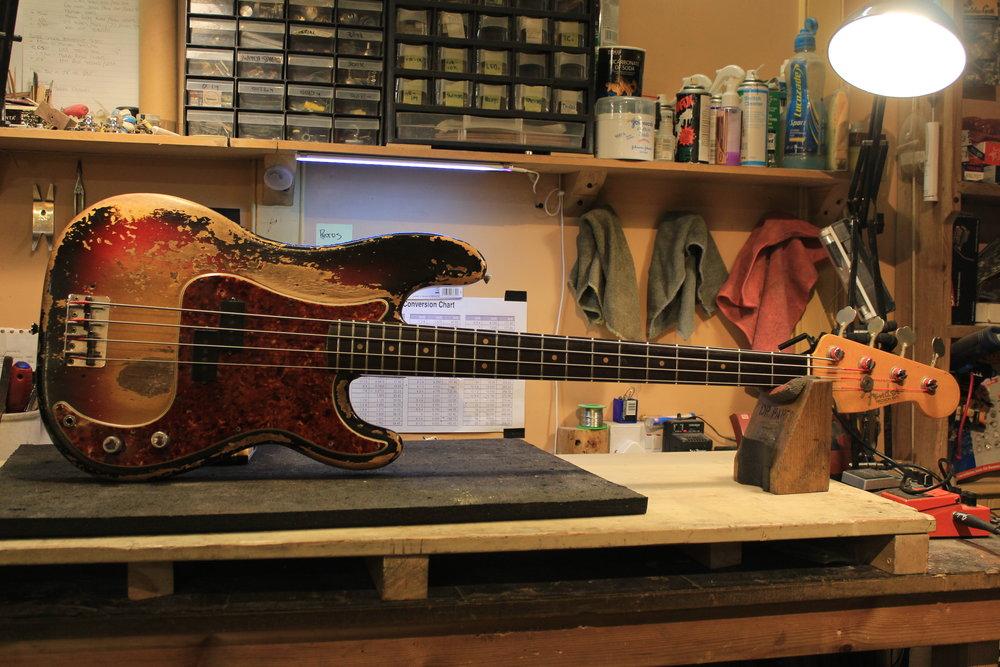 1963 Fender P-Bass