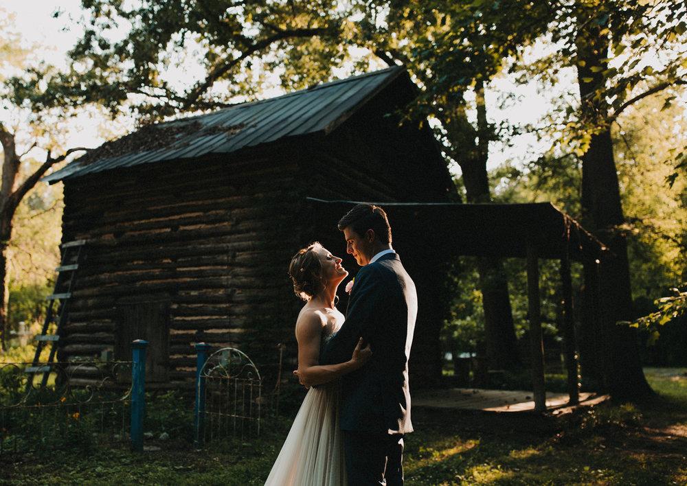 BACKYARD | APEX, NC WEDDING