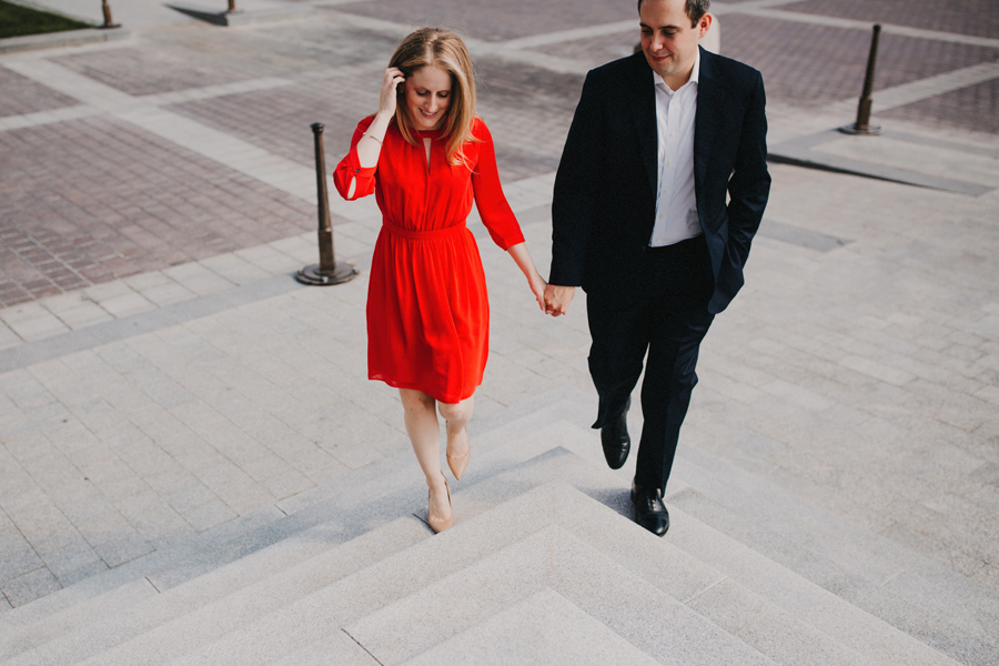 EMILY & MICHAEL | DC ENGAGEMENT
