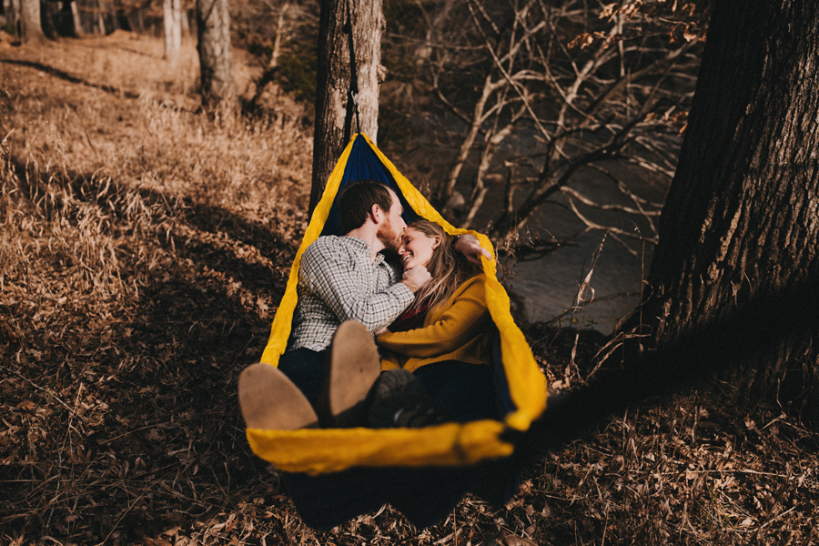 ENO RIVER STATE PARK ENGAGEMENT
