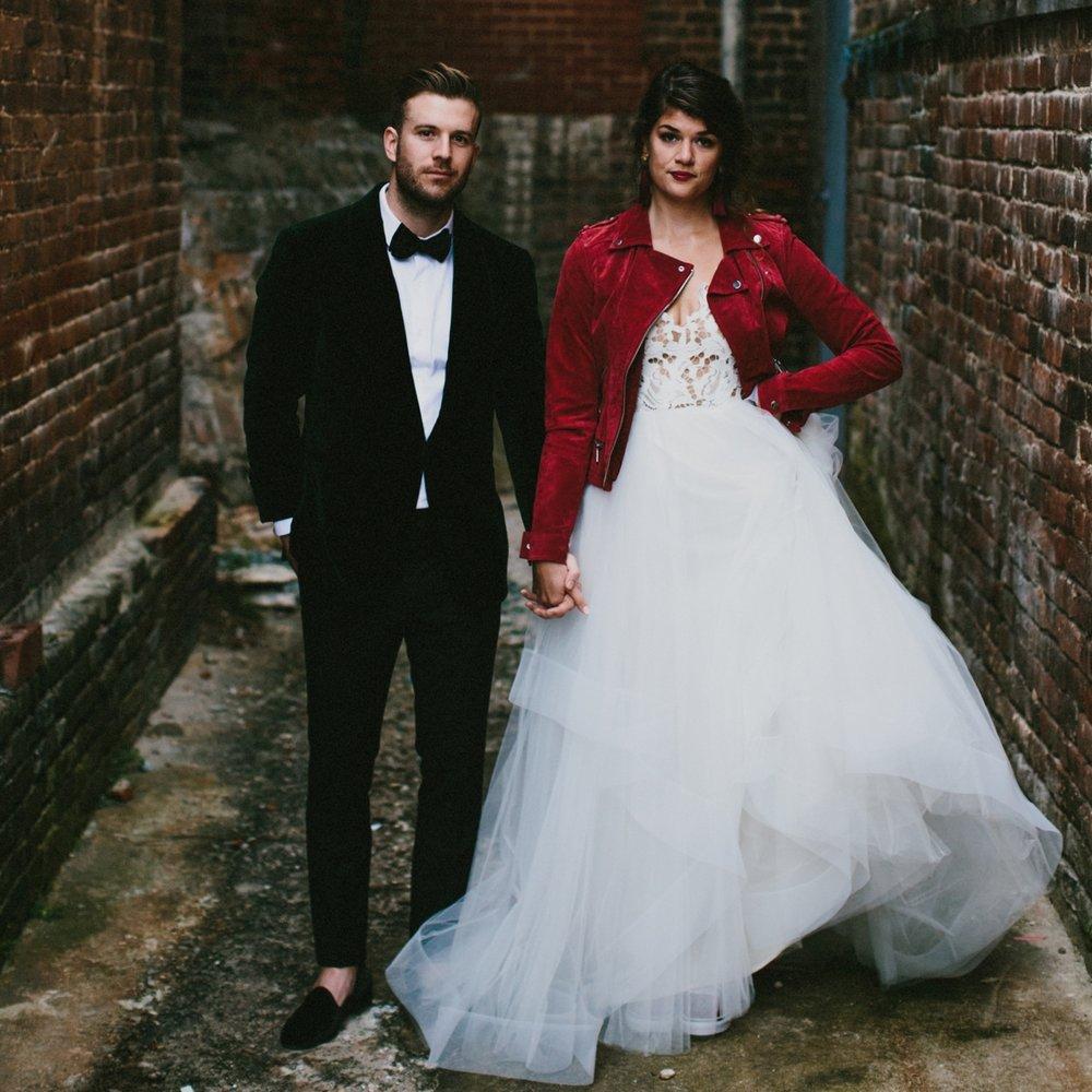 CLOTH MILL | HILLSBOROUGH, NC WEDDING