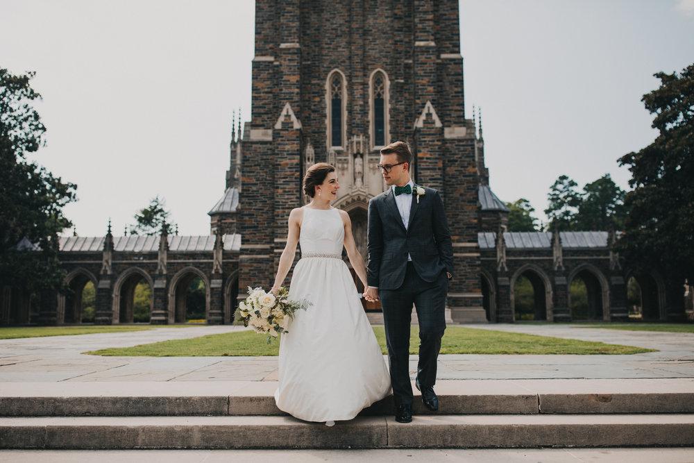 BAY 7 | DURHAM, NC WEDDING