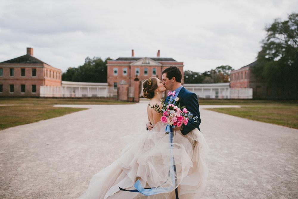 NEW BERN, NC | WEDDING