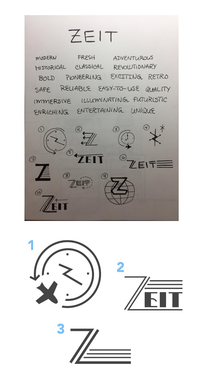 Zeit Brand Logos.png