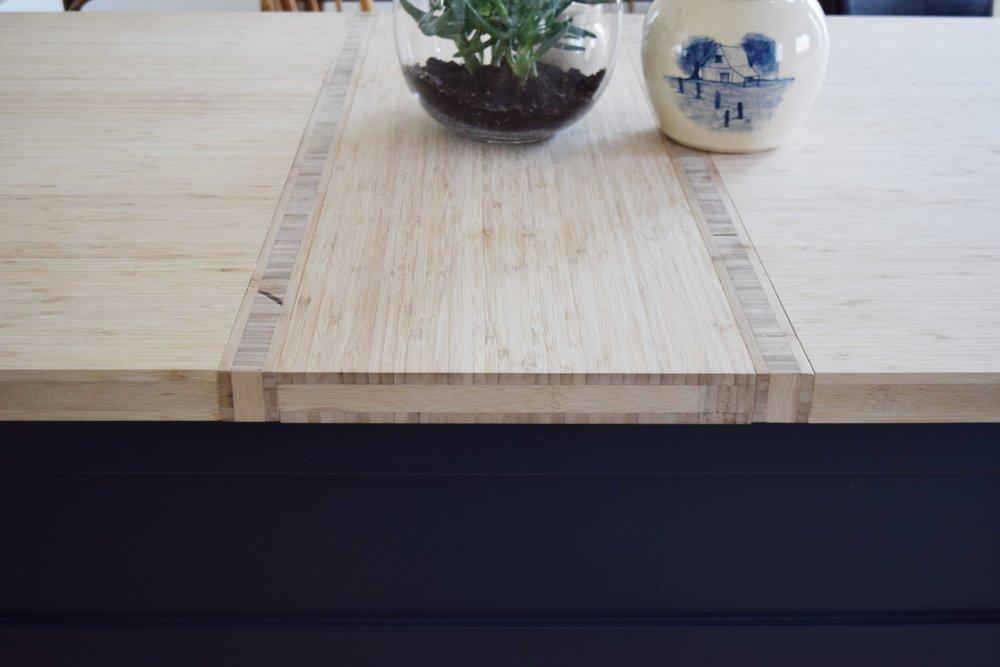 Bamboo Countertop- Kirsten Diane