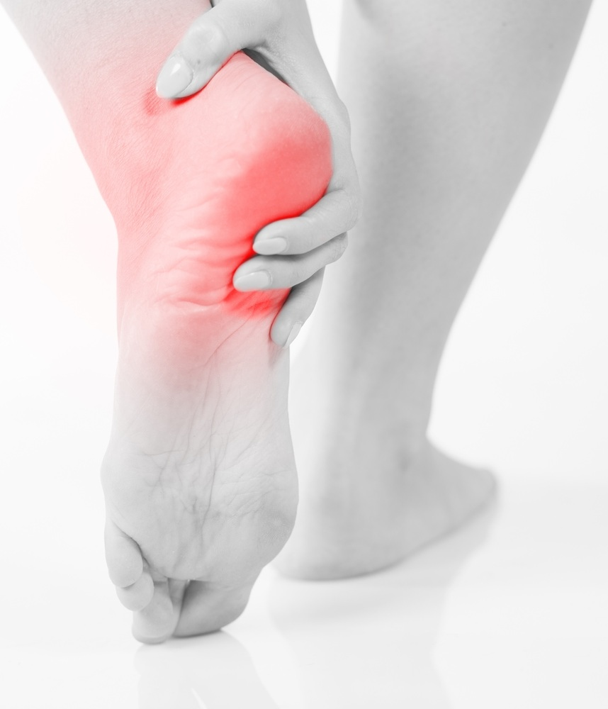 Podiatry Heel Spurs Plantar Fasciitis