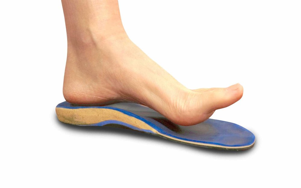 Podiatry Prescription Orthoses