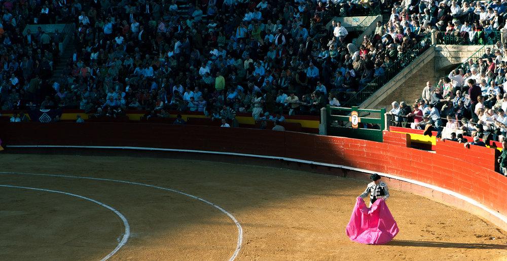 Bullfight, Valencia
