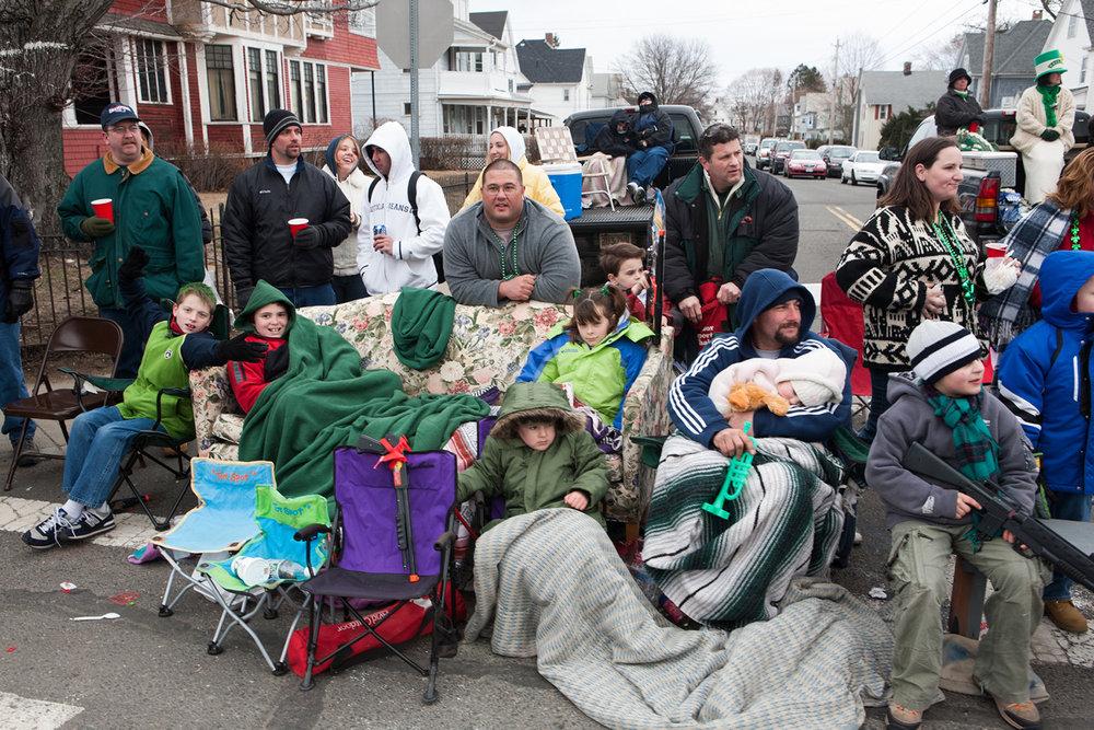 St Patricks Day, Springfield