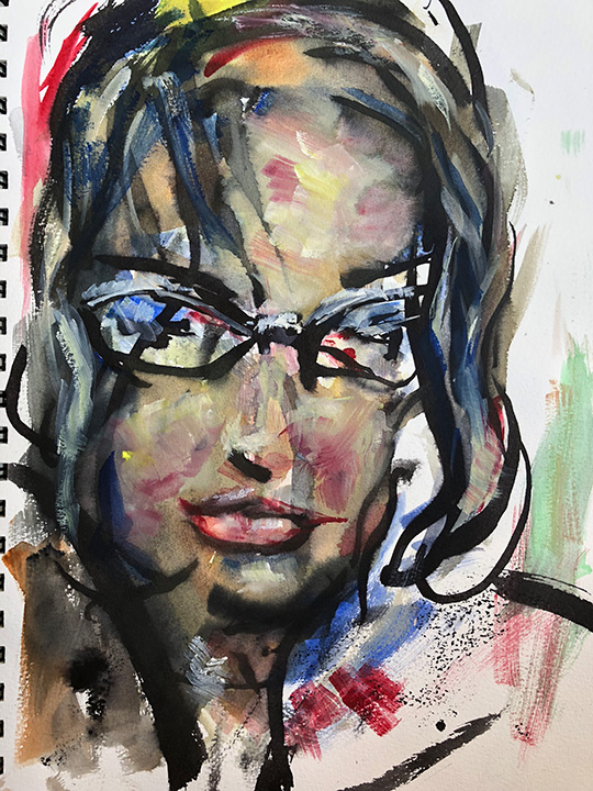 Portrait | Digital Colorist | Roving Pictures Company