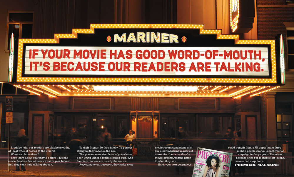 Premiere Magazine, Print