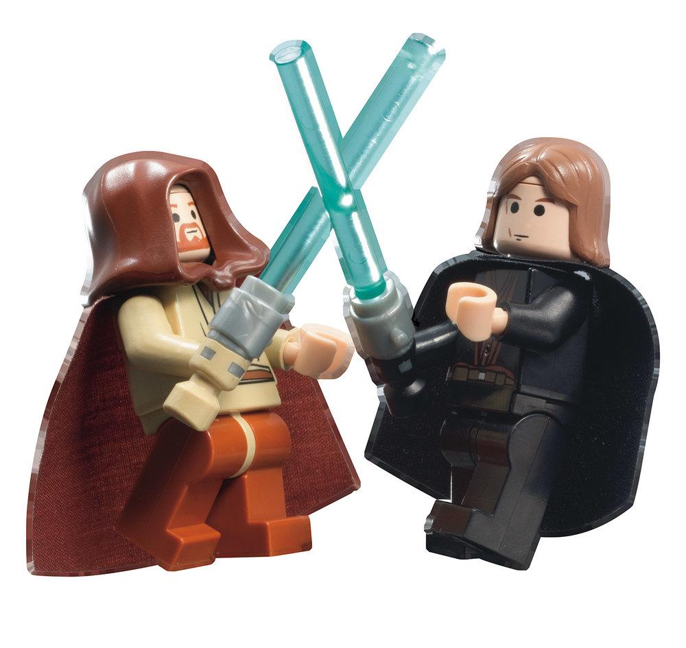 Lego Star Wars, Trade Show