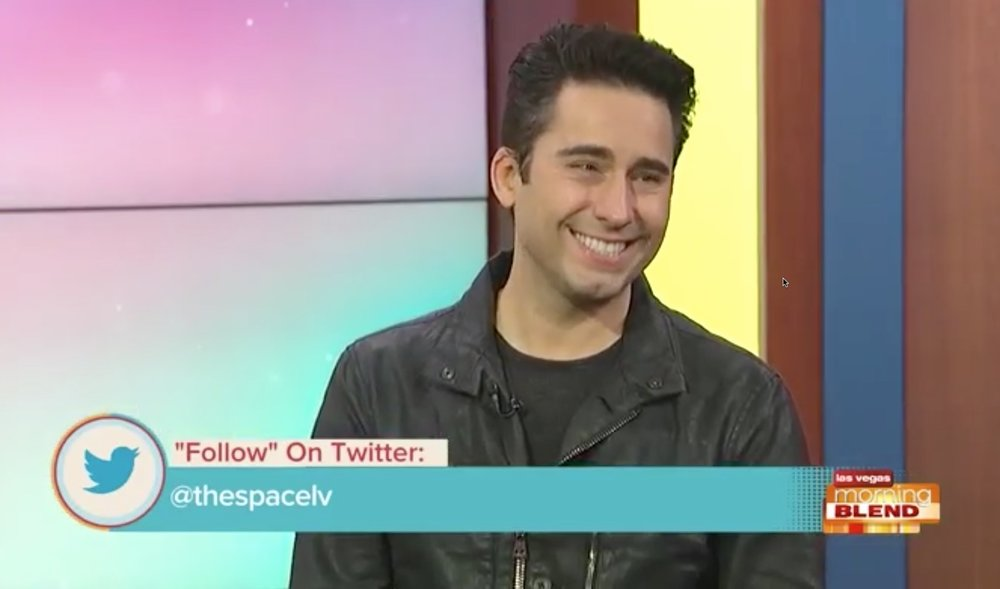 VIDEO: John Lloyd Young Talks Upcoming Vegas Show and Performs 'Unchained Melody' - Broadway World | March 3, 2018