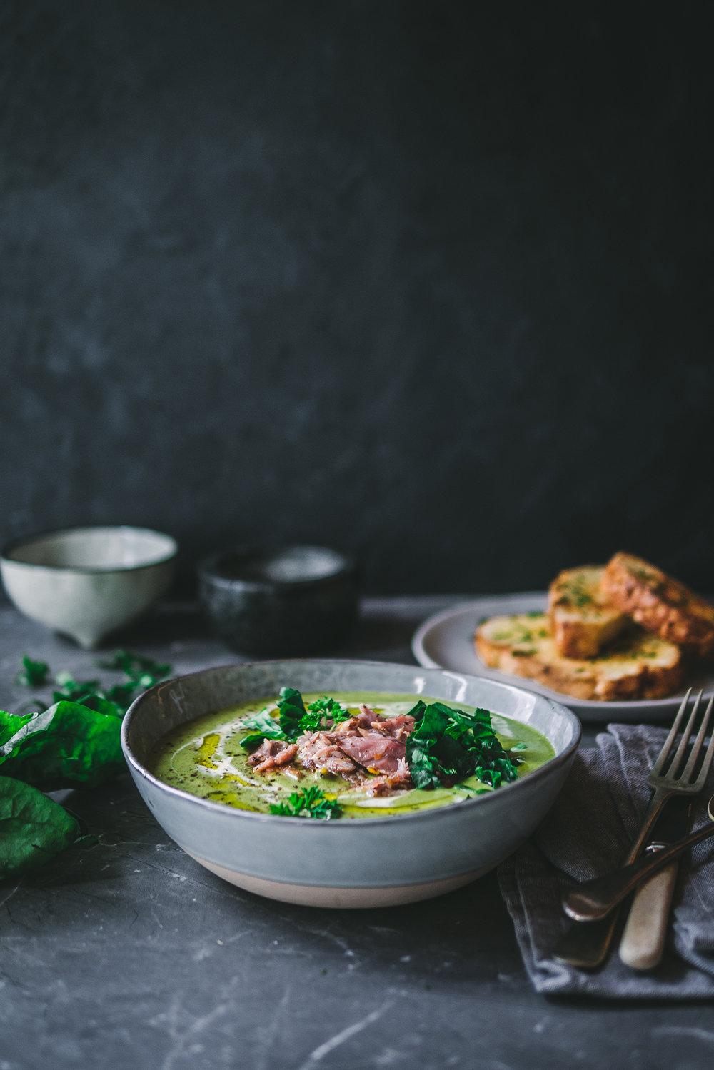 FARMLAND FOODS - Bacon Hock Soups
