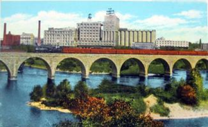 Downtown Minneapolis Riverfront Walking Tour