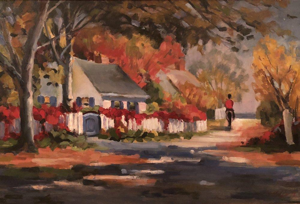 Rockport street scene
