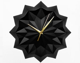 origami clock Etsy