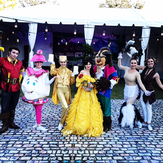 Rent Disney Costume Characters for your party