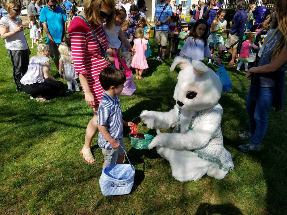 easter bunny costume rental raleigh