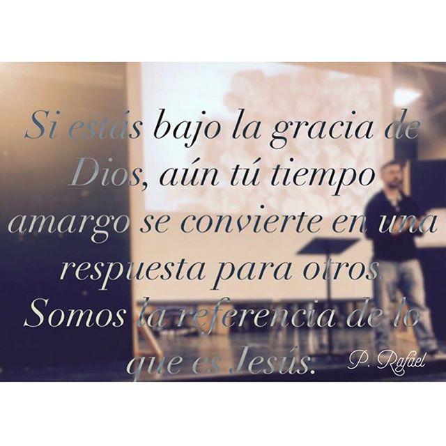 #cubiertos #bajosugracia #reflejo #jesus #iglesiaelverbo #regalandoesperanza #pastorrafaelruiz