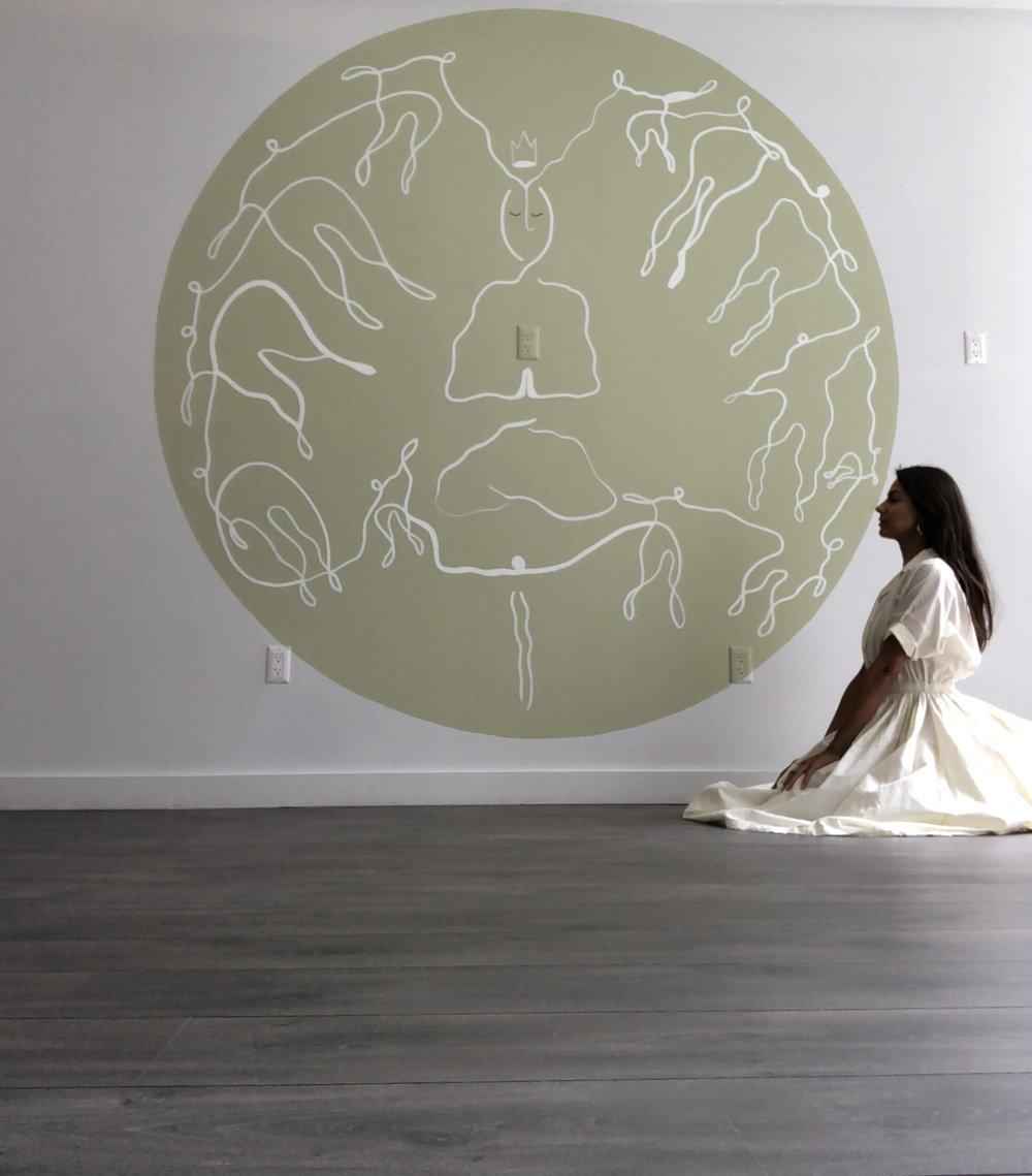 sara nory mural