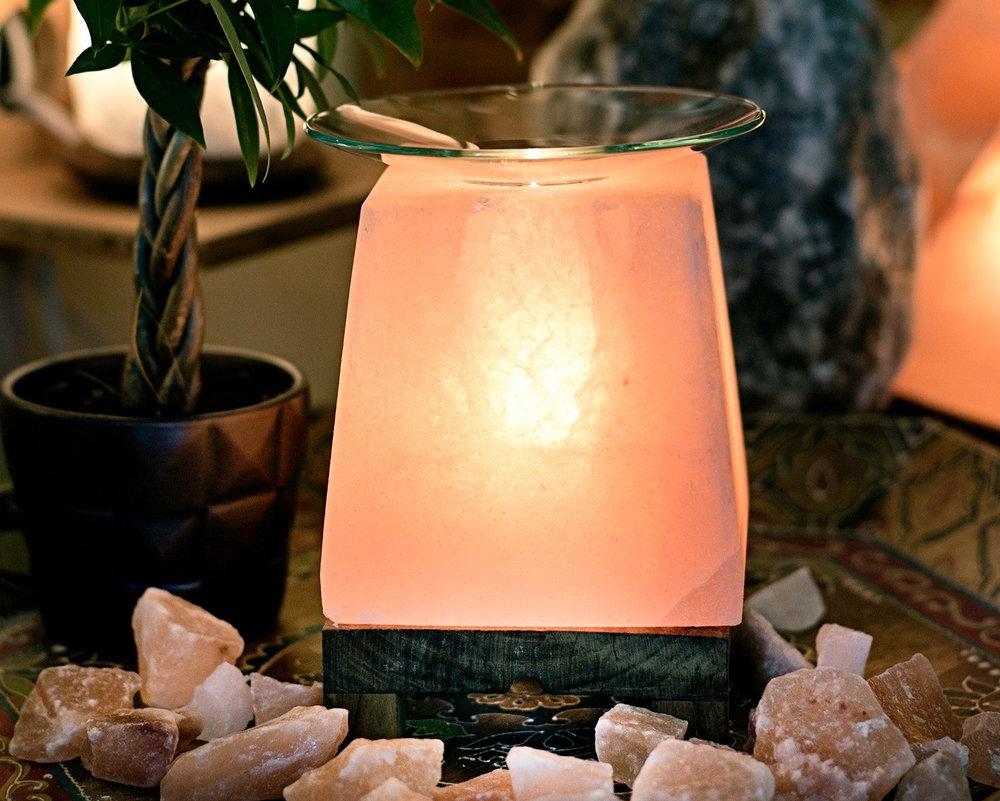 zen aroma lamp