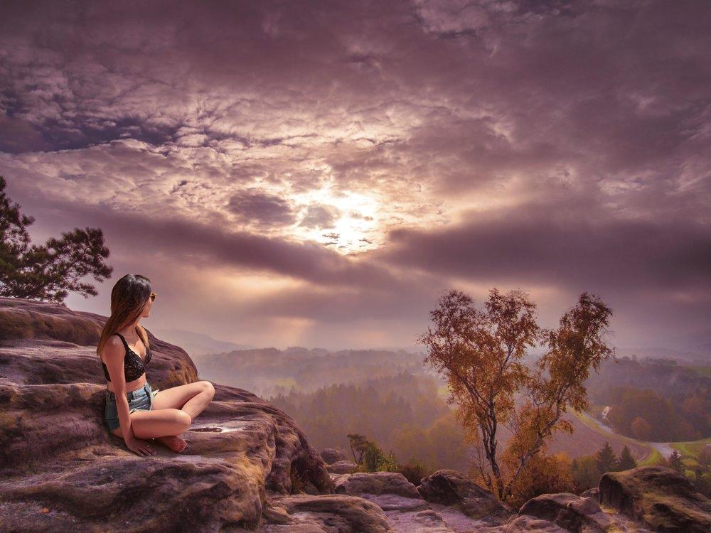 uwm.beginner.yoga.nature-horizon-cloud-sky-sun-woman-1198483-pxhere.com