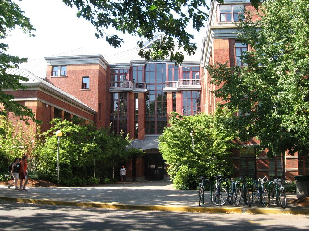 Willamette Hall