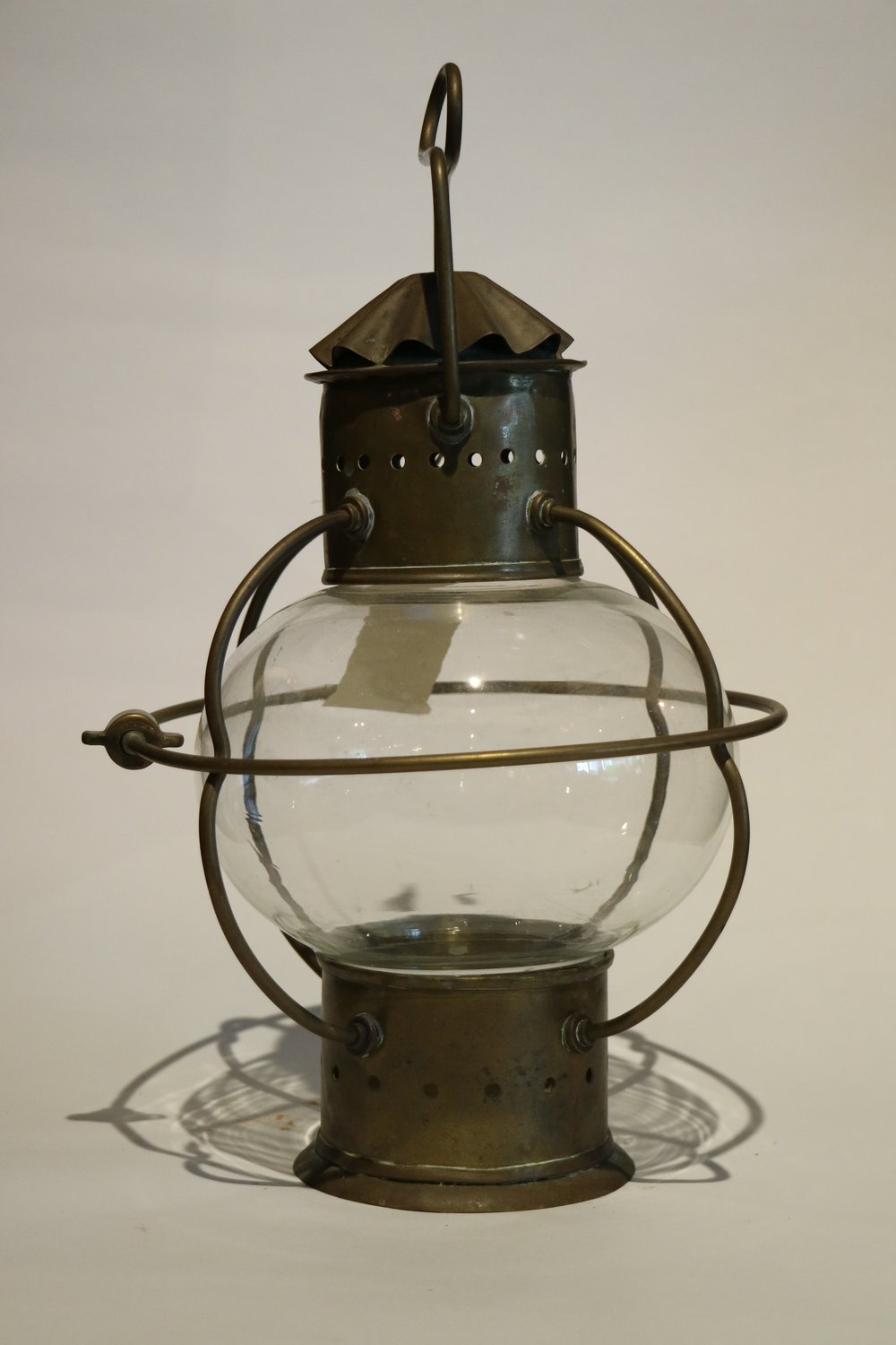 Nautical Brass Lantern