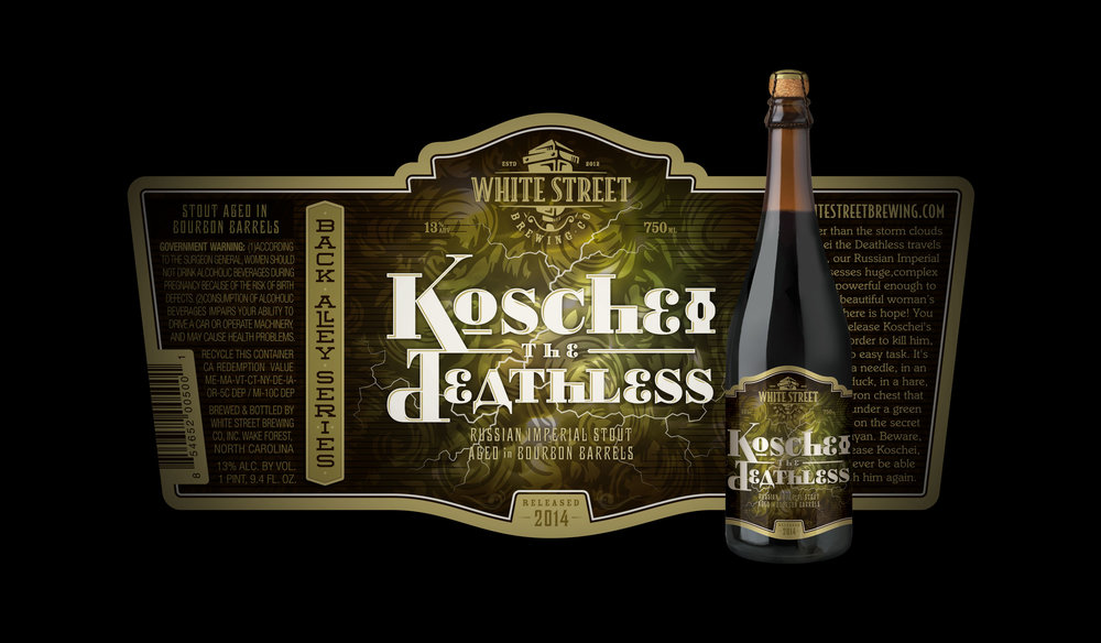 Craft-Beer-Branding-White-Street-Brewing-Co-Koschei-the-Deathless-Russian-Imperial-Stout-Label-Design.jpg