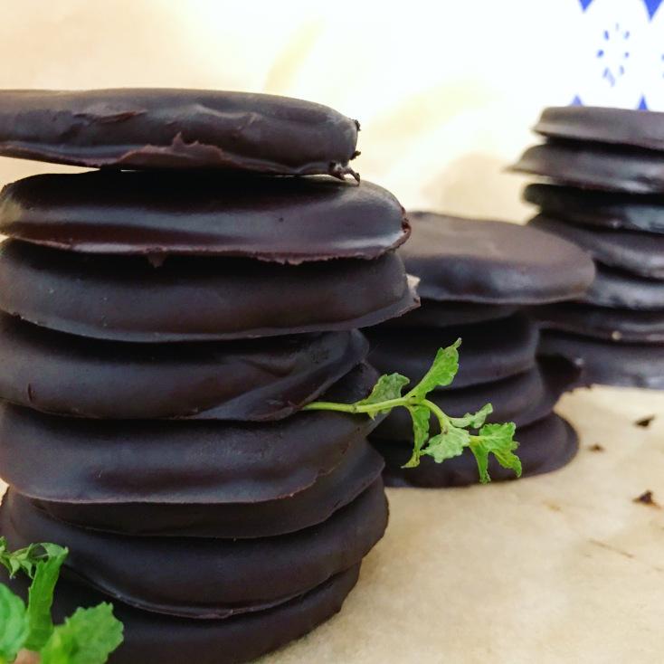 Thin Mints (Vegan, GF Girlscout Cookies!)3.jpg