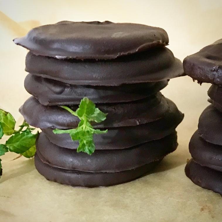 Thin Mints (Vegan, GF Girlscout Cookies!).jpg