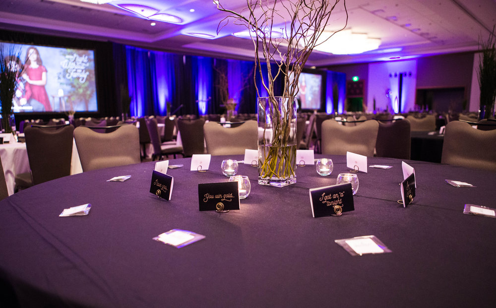This year, the Addys were hosted at the JW Marriott on February 20, 2018. Major sponsors include GSD&M, E4Youth, and GlobalWide Media.