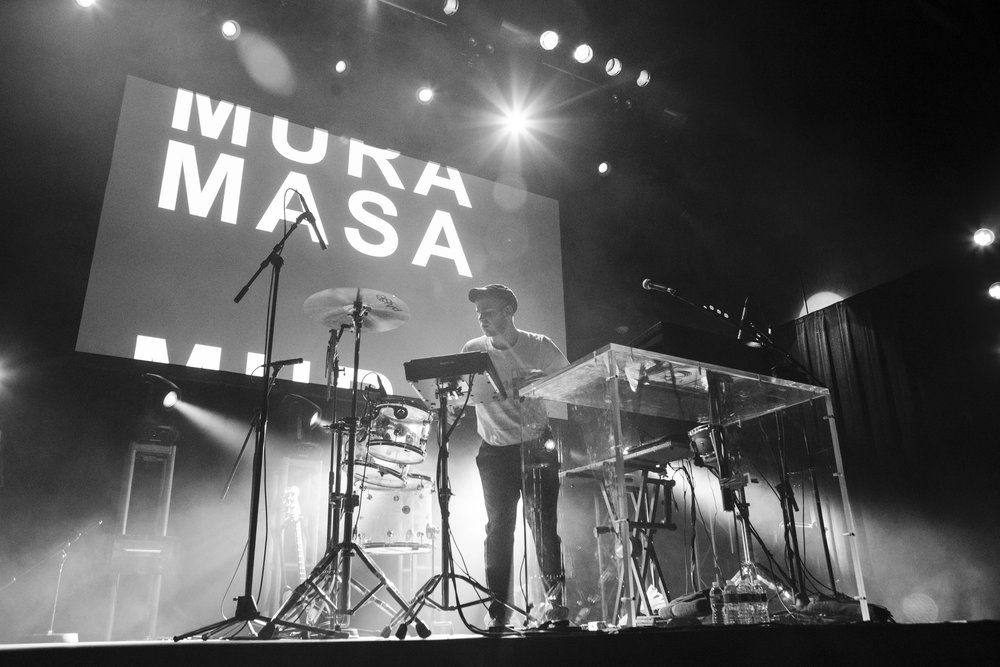 Mura Masa — Alex Crossan | March 10, 2018