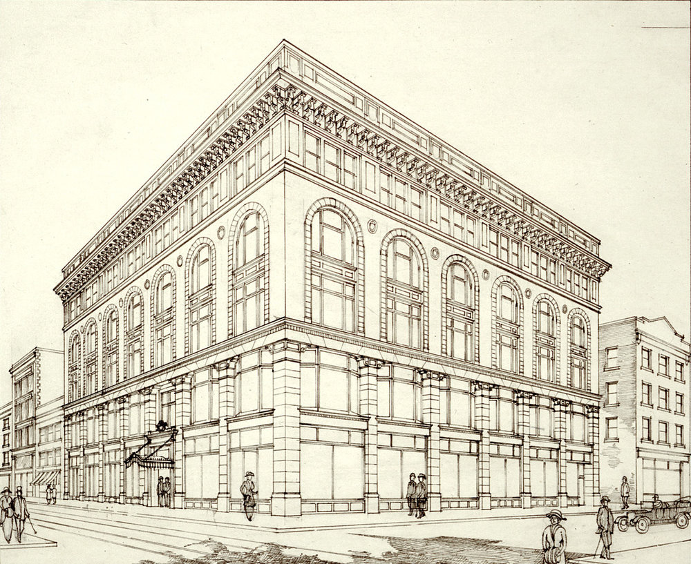 Archetypal American Palazzo