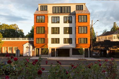Ankeny Apartments, AKA The Dorian