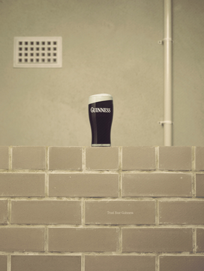 COPY: TRUST YOUR GUINNESS