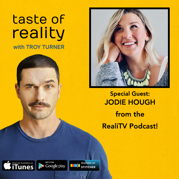 TASTE OF REALITY - The handsome, talented, hilarious, and reality TV expert Troy Turner from Taste of Reality invited me on his podcast to talk about all things 90 Day Fiance. Tasked with watching three episodes from 90DF: Before the 90 Days, 90 Day Fiance, and 90DF: What Now? Troy had his work (and will) cut out for him.Listen in as we embark on this emotional journey together & laugh along as we dissect penis sheaths to Corney's teeth.https://tasteofreality.com/podcast-judie-hough-realitv-90-day-fiance/