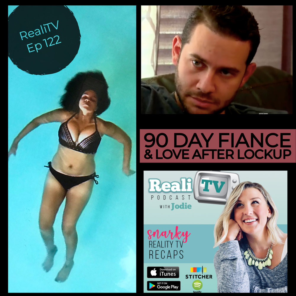 Ep 122 90 Day Fiance & Love After Lockup 12.27.18 - Happy Holidays! Nothing will make you feel all warn & fuzzy this holiday season like a weekend filled with felons and shitty fathers. I'm talking about Love After Lockup & 90 Day Fiance (23:51) just in case that hit a little too close to home. I'm taking a week off next week, but I'll be back in January with 90 Day Fiance Tell All highlights and more!Please leave a 5 Star Rating (it just takes a click) and subscribe so you don't miss an episode!SHOP NEW MERCH with Stay Salty Donut logo & Salty Beach starfish for my classy salty bitches ;) www.realitvpod.threadless.comShop www.poshmark.com with referral code REALITV for $5 off your first purchase.