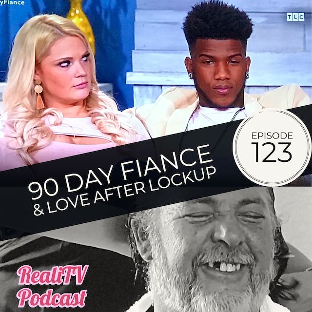 - Happy New Year! I'm back with an amazing show this week! Love After Lockup is up first with only the most awkward proposal I've seen since the last season of the Duggar assholes. 90 Day Fiance (30:01) had me on the edge of my seat with the Tell All Part 1 because I couldn't keep my eyes off Asuelu. I am committed to a certain art form he had on display that is going to be my new permanent summer look. Also, listen to me talk about this season and other cast members on Erin Martin's Pink Shade Podcast this week!NEW MERCH with Stay Salty Donut logo & Salty Beach starfish for my classy salty bitches ;) www.realitvpod.threadless.comhttps://www.zazzle.com/realitvpodcastTake care of yourself this year & save 50% off your first month of personalized vitamins selected just for YOU! www.takecareof.com Code: REALITV50