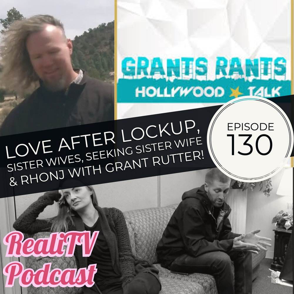 Episode 130: Love After Lockup, Sister Wives, Seeking Sister Wife & Grant Rutter dishing about RHONJ! 2.28.19 - First, let's talk about the Oscar fashions! Based on my expertise in Exhilaration leggings, I'm sharing my favorite fashions & attractions ;) After that, it's time for some love tanks to be filled & bank accounts to be drained on Love After Lockup. The Sister Wives are trying to unload property at the same time as the Snowdens over on Seeking Sister Wife. I think a new-age polygamist community is a fantastic idea, as long as we get live streaming 24/7. Anyone? Bueller? Lastly, my buddy Grant Rutter from Grants Rants Hollywood Talk stops by to talk Real Housewives of New Jersey and his love for Celebrity Big Brother!SUBSCRIBE & LEAVE A REVIEW please & thanks!Don't forget to subscribe to A Date with Dateline! Follow them @DateDatelineGrant is @itsgrantsrants and Grants Rants Hollywood Talk!Green Chef is easy & makes eating healthy delicious! Save $50 off your first box www.greenchef.us/realitv*Bonus Episodes, ad-free episodes, free merch & more at www.patreon.com/realitvpod*Total Request Podcast at www.patreon.com/amandaandjodie YOU request the shows, WE watch them & break em down!