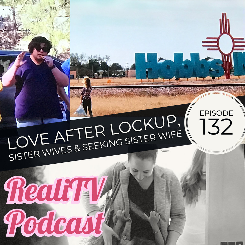 Episode 132: Love After Lockup, Sister Wives & Seeking Sister Wife 03.14.19 - Did you hear about A-Rod & JLo's engagement? So did Jose Conseco! This has some potential to get uglier than the reviews for Gigli. Speaking of massive failures, Caitlin & Matt's relationship hits the skids like their mommy-laundered undies on Love After Lockup this week. Meanwhile the longest episode of House Hunters EVER continues on Sister Wives. Oh, and Mitch shows his turd-potential by being a complete Debbie Downer at all times. But the Royal Turd award goes to the Snowdens on Seeking Sister Wife for their unfailing persistence to be the most judgmental, unaccepting, self-righteous hypocrites of all time.Get help on your own time & find the perfect counselor for you at Better Health! www.betterhealth.com/realitv saves you 10%!Care/Of wants to help you feel incredible with personalized high-quality vitamins & supplements. Get 50% off your first month www.TakeCareOf.com code REALITV50*Bonus Episodes, ad-free episodes, free merch & more at www.patreon.com/realitvpod*Total Request Podcast at www.patreon.com/amandaandjodie YOU request the shows, WE watch them & break em down!