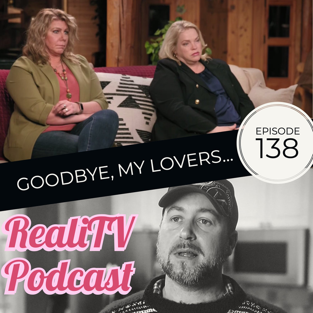 Episode 138: Goodbye, My Lovers… 4.25.19 - #FreeBritney has the world on notice & I'm along for the ride. While watch the hashtag reach the moon, I'm also on Royal Baby Sussex Watch. My baby name list is narrowed down to some top contenders, so place your bets now!Over on TLC (Totally Loving this Crap), the Sister Wives Tell All Part Duh concludes an incredibly anticlimactic season. Flagstaff. Diffuser. Flagstaff. But don't you fret, I binged a shitload of 90 Day Fiance: What Now? episodes and I'm bringing you the highlights of my LarBear to Uncle Jesse #FuckYouNorwayGirl.Get $10 off your first box at www.FabFitFun.com The Spring 2019 Box is INSANE!! Use code RTV.*Total Request Podcast at www.patreon.com/amandaandjodie YOU request the shows, WE watch them & break em down!