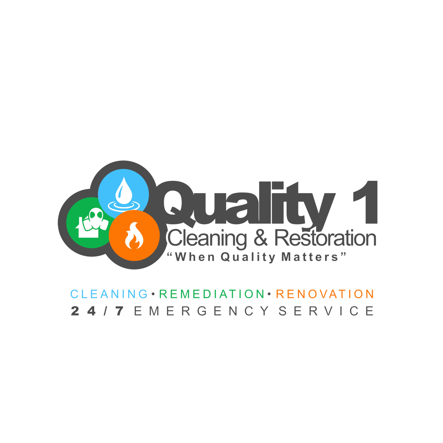 Quality 1 Cleaning & Restoration