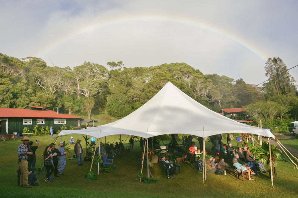 Rainbows at KOTG 2018