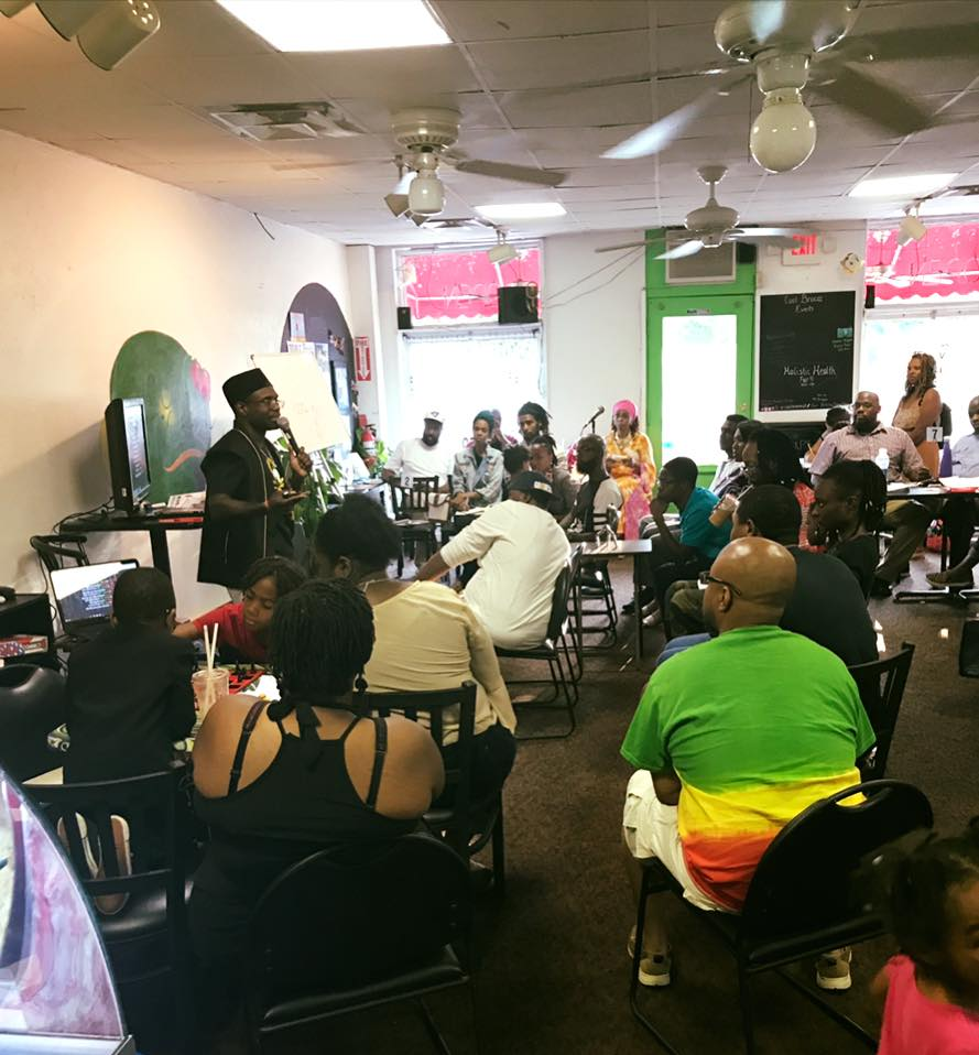 Lecture at Cool Breeze on Sept 3rd.jpg