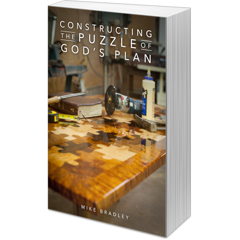 Constructing the Puzzle of God's Plan   What Your Parents Never Told You About God  A 19-week Bible study by Mike Bradley   More »