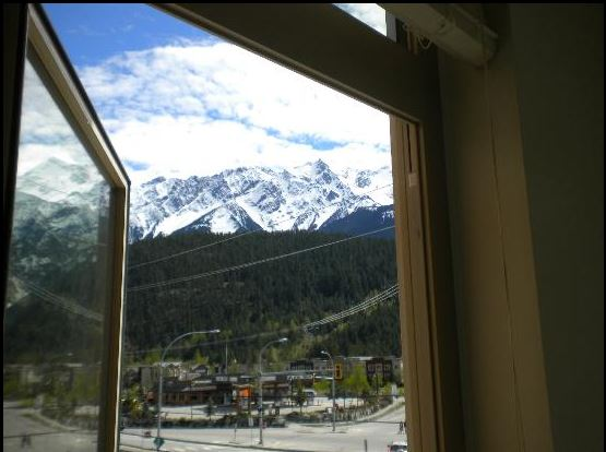 The Views  - South and East homes have views of the breathtaking Mount Currie while the North and West homes enjoy neighbouring mountains and evening sunshine.