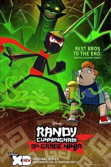RANDY CUNNINGHAM  Additional Music Disney