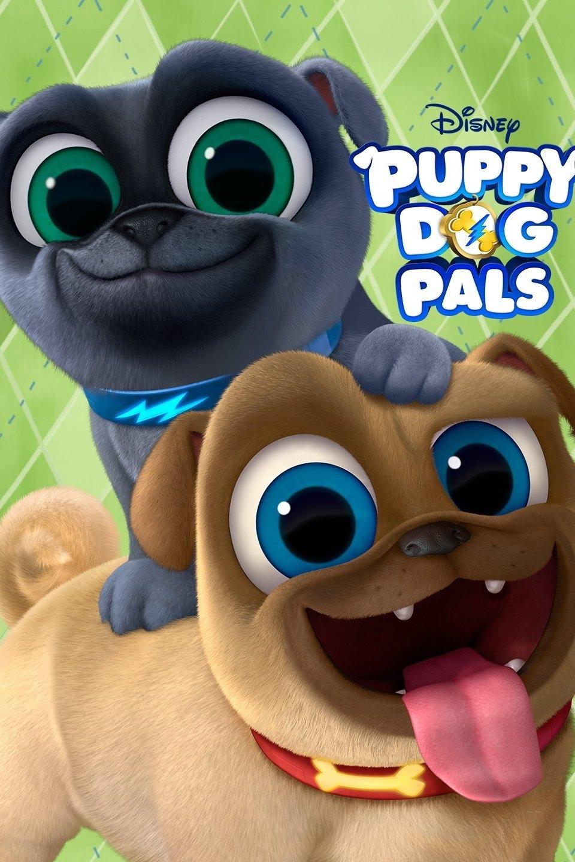 PUPPY DOG PALS  Additional Music Disney